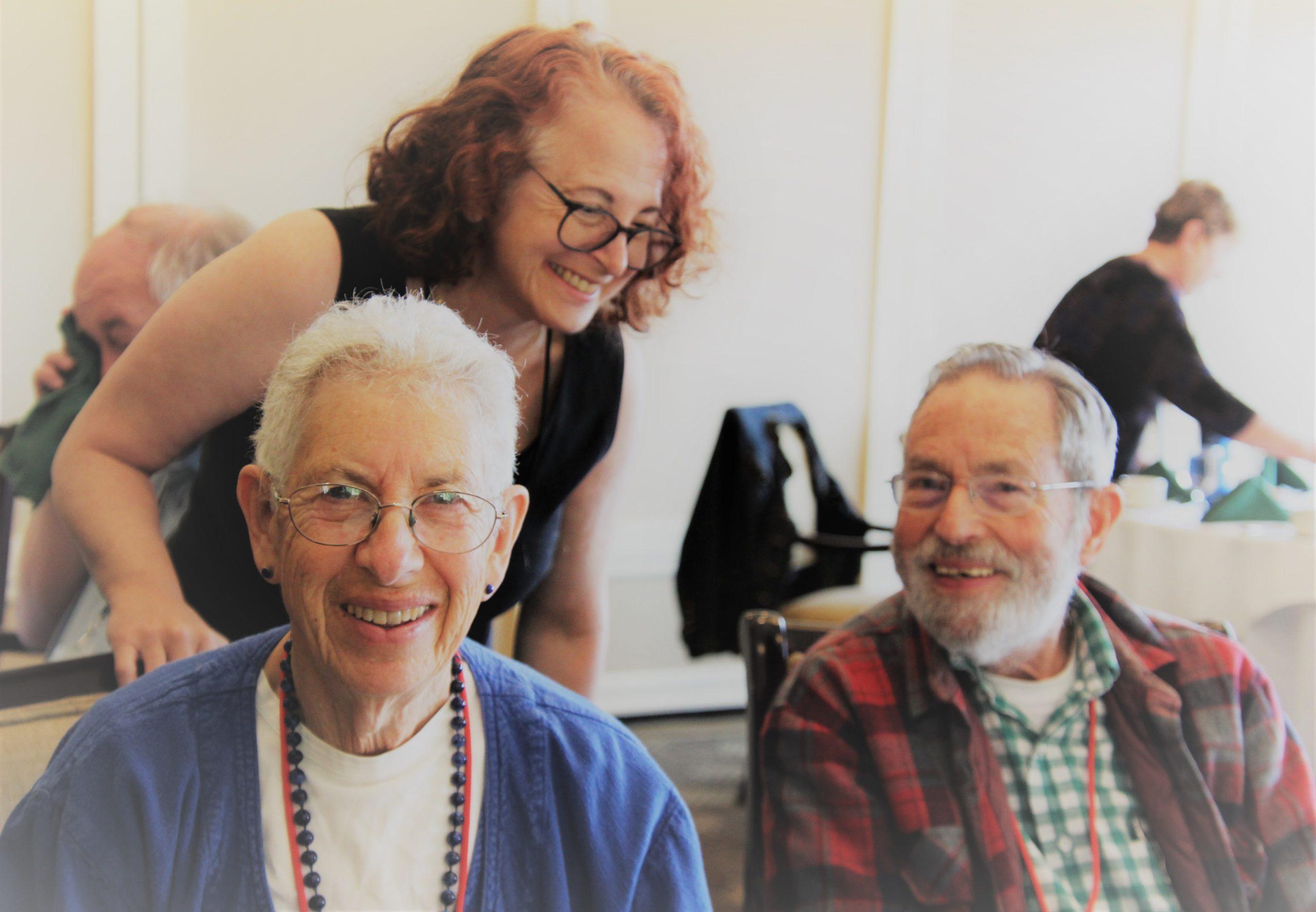 Edited Dawn, Ann, and David