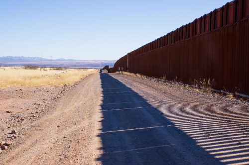 JSS at the US-Mexico Border